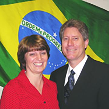Steve and Yvette Huestis -