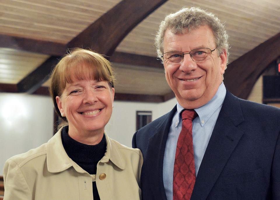 Dr. Jack and Jennifer Mitchell -