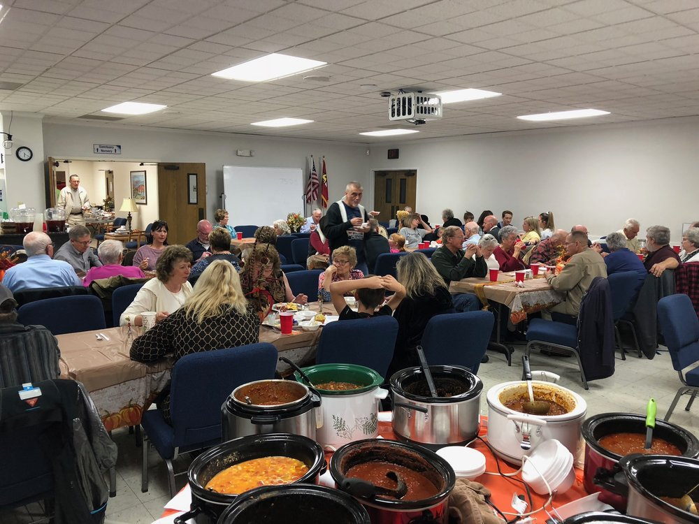 01 Crossroads Baptist Wichita Fun Fellowship Feed.JPG
