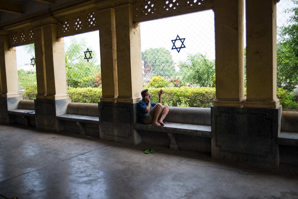 There are many reasons for Shalom's decision to leave. It was prompted ultimately by years of feuds within the small Jewish community of Kolkata, and Shalom said he was finally fed up. It helps, too, that his girlfriend, an old family friend, lives in Israel. They speak several times a day and she came to India for several months this year.