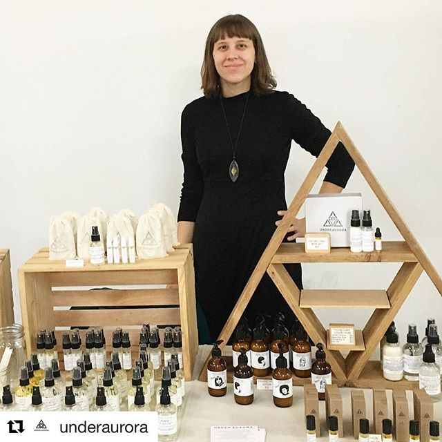 #Repost @underaurora with @repostapp ・・・ I'm at 400 W Rich today from 12-4pm for Festivus. I'm here with @olliverlifestyle, @leighdiddy and more! (Ps It's right NEXT DOOR to Creative Babes' Cheers Market so be sure to stop into both!)