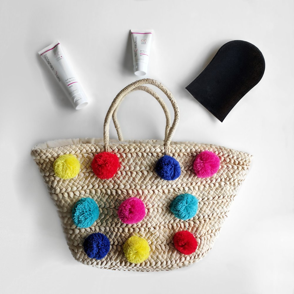 Click HERE for this cute beach bag!