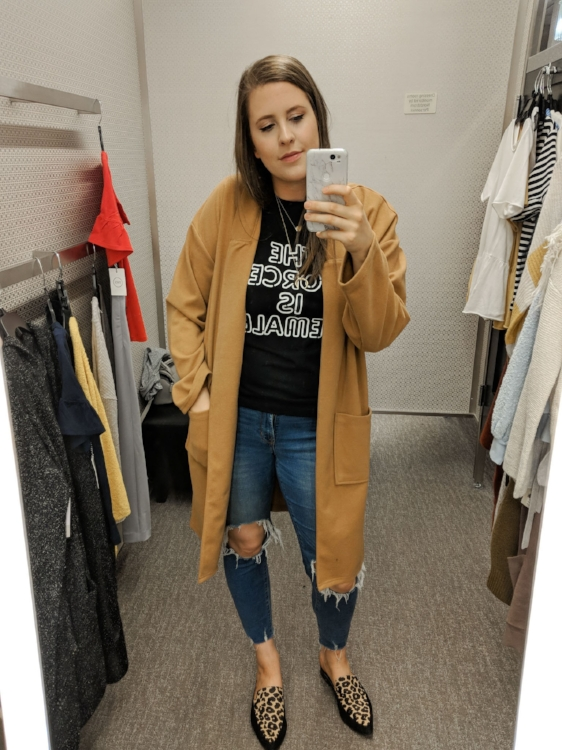 Camel Coat Nordstrom Anniversary Sale Style By Julianne