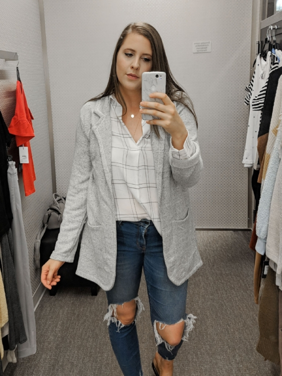 Greay Coatigan Nordstrom Anniversary Sale Style By Julianne