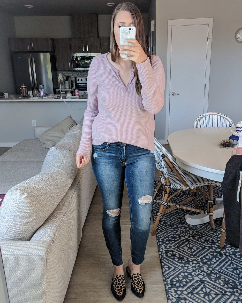 Pink Henley Nordstrom Anniversary Sale Style By Julianne