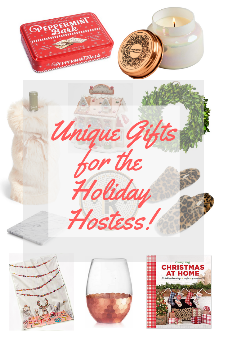 Holiday 2018 Hostess Gift Guide Style by Julianne