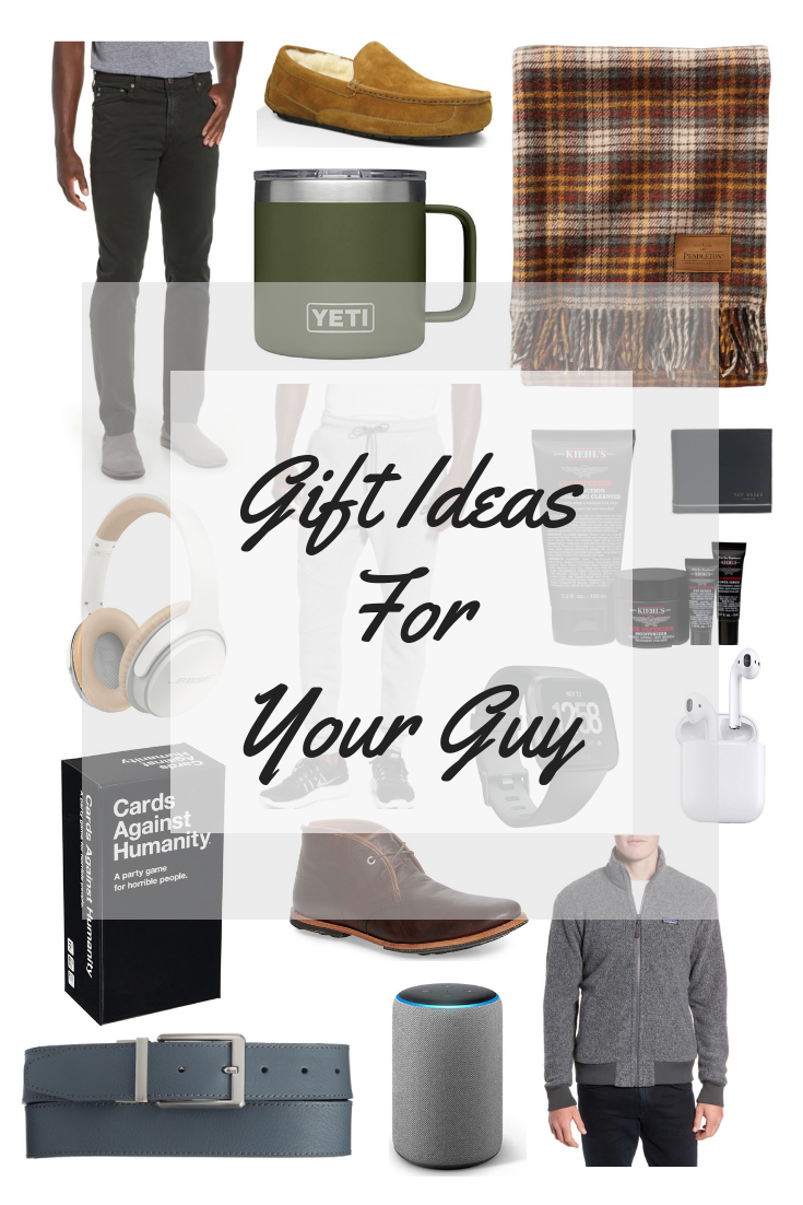 Gifts for Your Husband Style by Julianne Holiday 2018