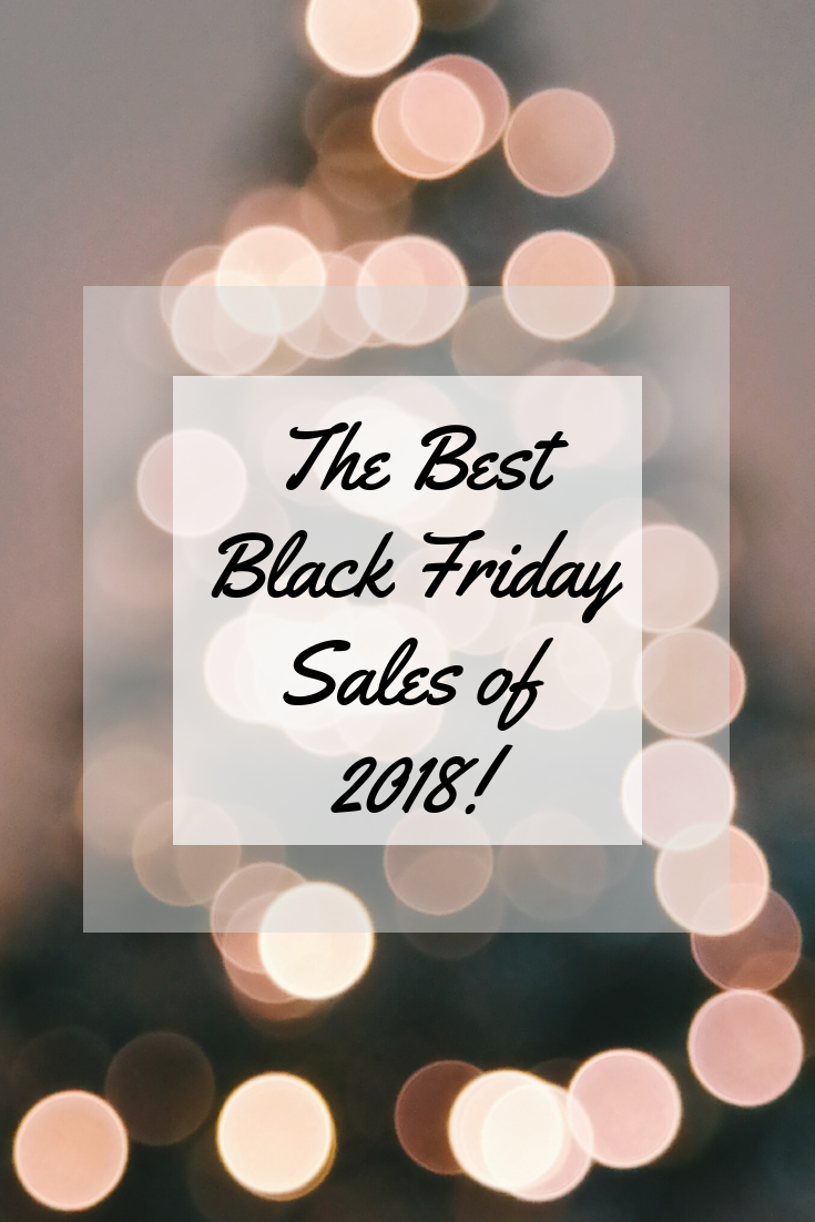 Black Friday Sales 2018 Holiday Style by Julianne