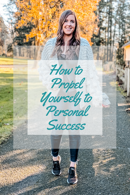 How to be successful at anything you do Style by Julianne Winter 2018