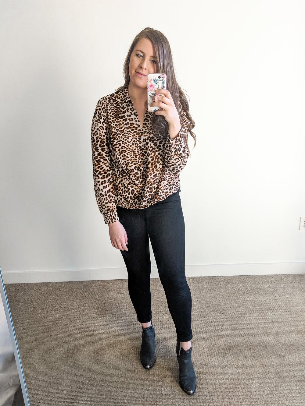 Nordstrom Leopard Print Style by Julianne