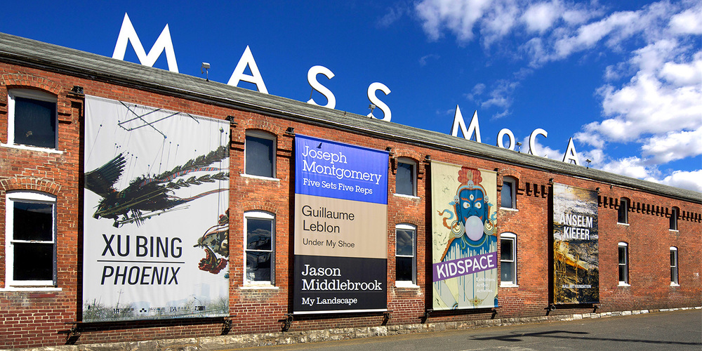 Photo credit - MASS MoCA