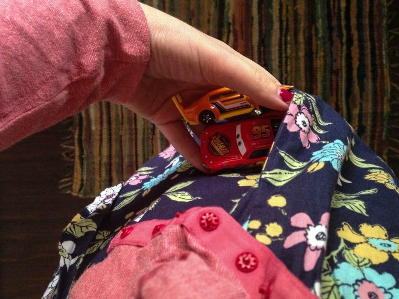 Darling Rangers Dress Pockets-2