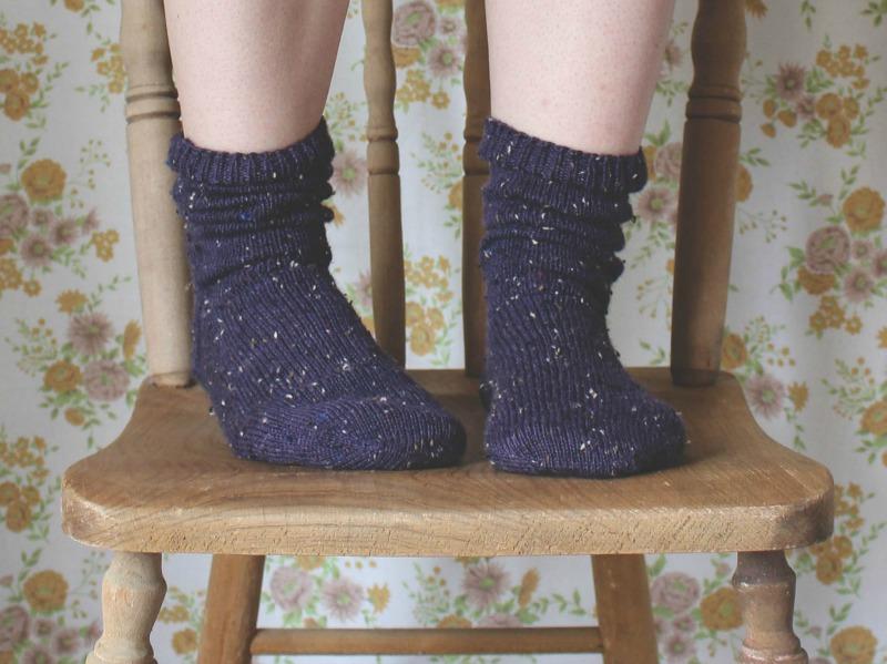 Indie Stitches Socks-2