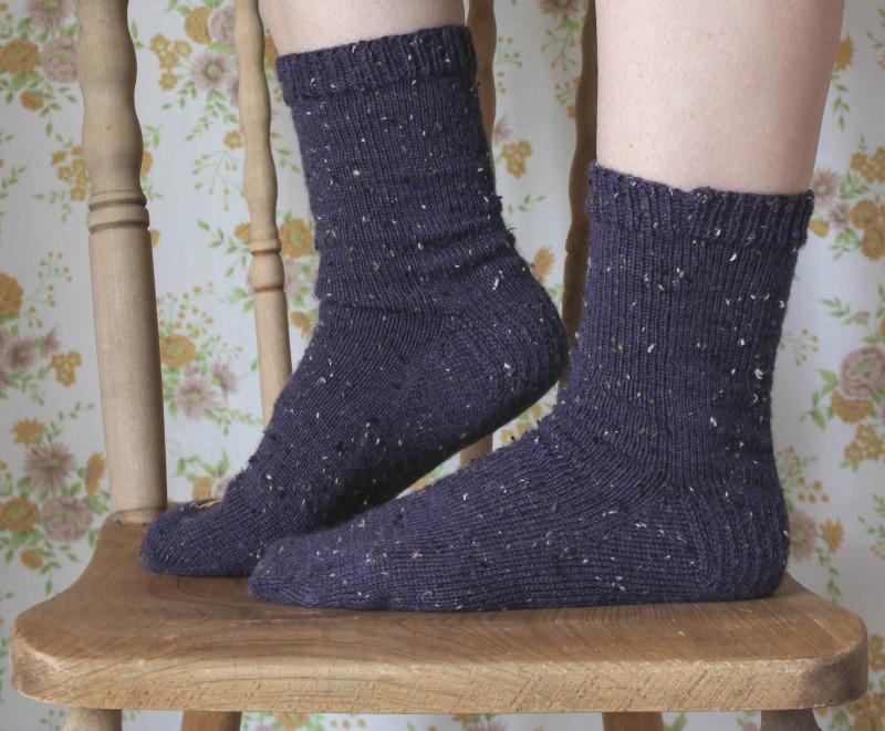 Indie Stitches Socks-3
