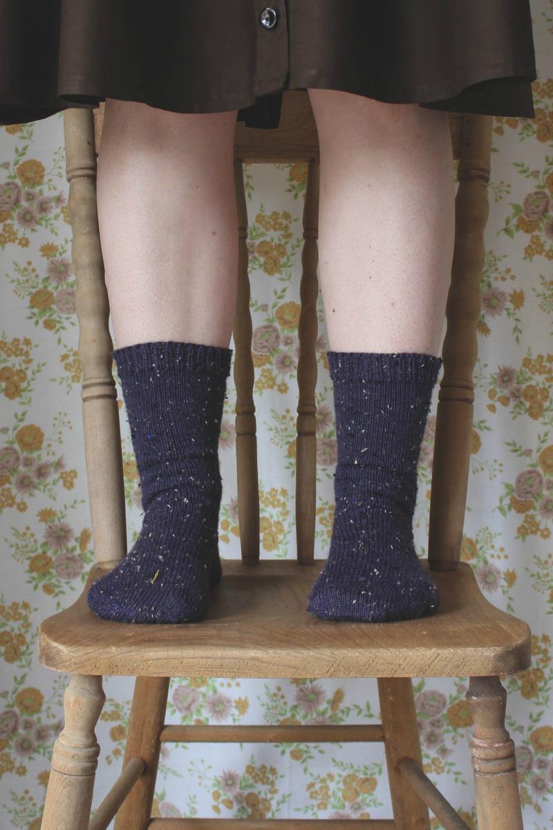 Indie Stitches Socks-5