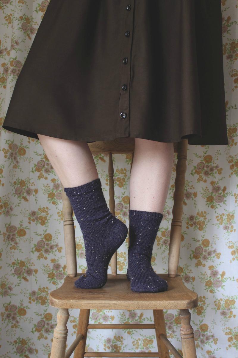 Indie Stitches Socks-7