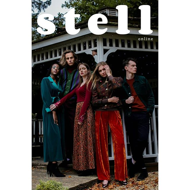 """A Sunday in Langley Manor"" now online at Stellmagazine.com  #Photography & #Styling - @charlotte__summers #Makeup - @amyrobsonharbottlemakeupartist #Models - @bibingabire @raphael_barber @eloise_osborne_ @bighan95 @dansalmonn @tyneteesmodels . . . . . . #fashioneditorial #editorial #fashionable #vintage #lookbook #outfit #style #classic #designer #fashionphotography #luxury #timeless #fashionstyle"