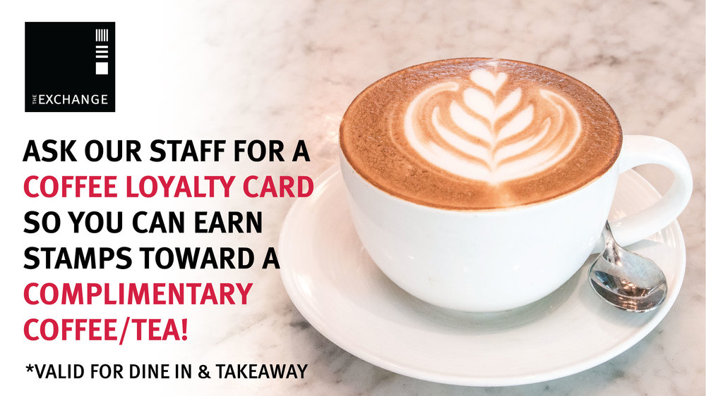 Coffee Loyalty Card