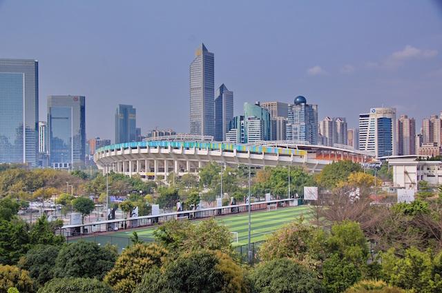 Chinese Cities -
