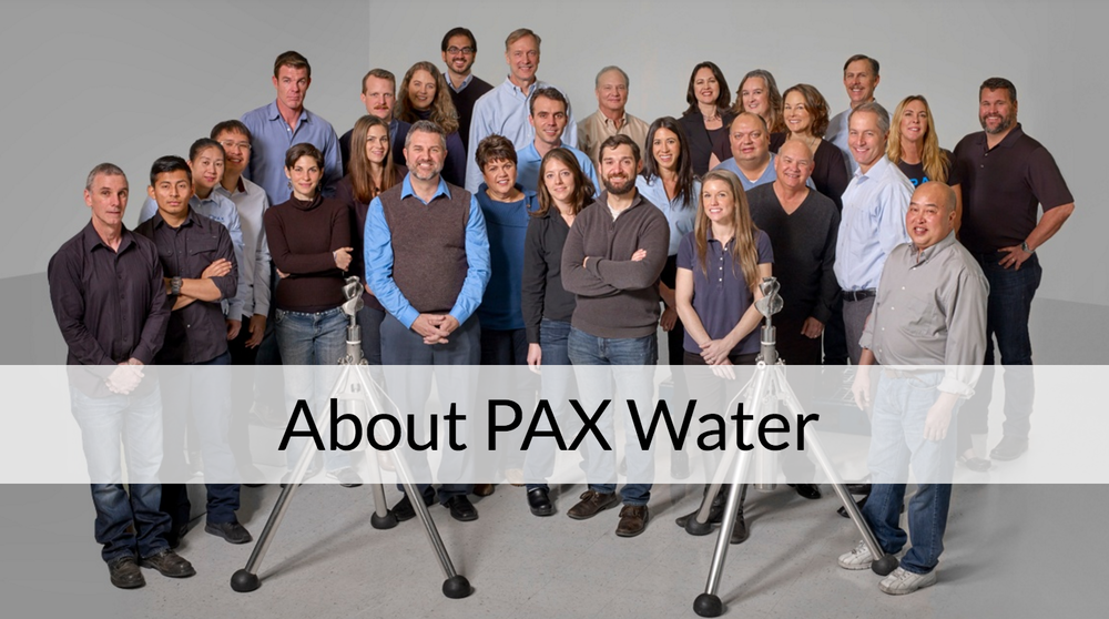 Photographer Cesar Rubio for PAX Water