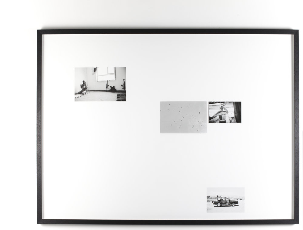 10. God and Authority  1500mm x 1100mm Inkjet print on Hahnemule archival paper (scanned from 35mm negative)  editions of 1