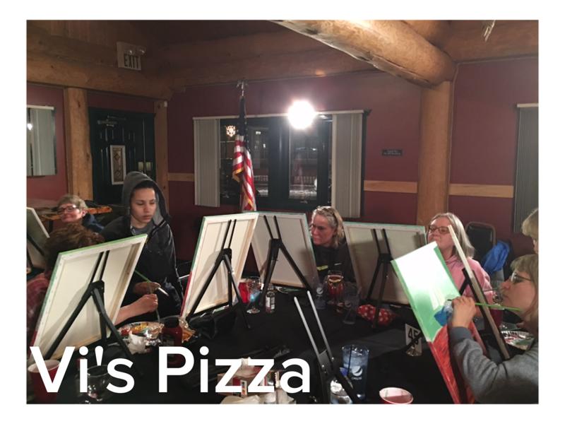 Vi's Pizza