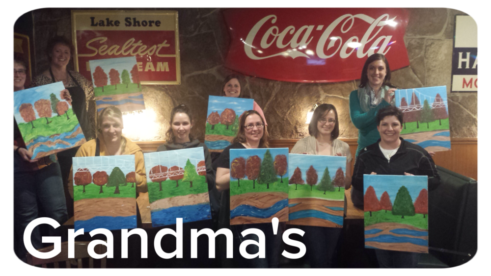 Grandma's Virginia, MN