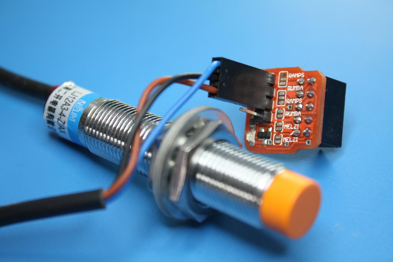 Z-Probe Board — JacoBurge Electronics