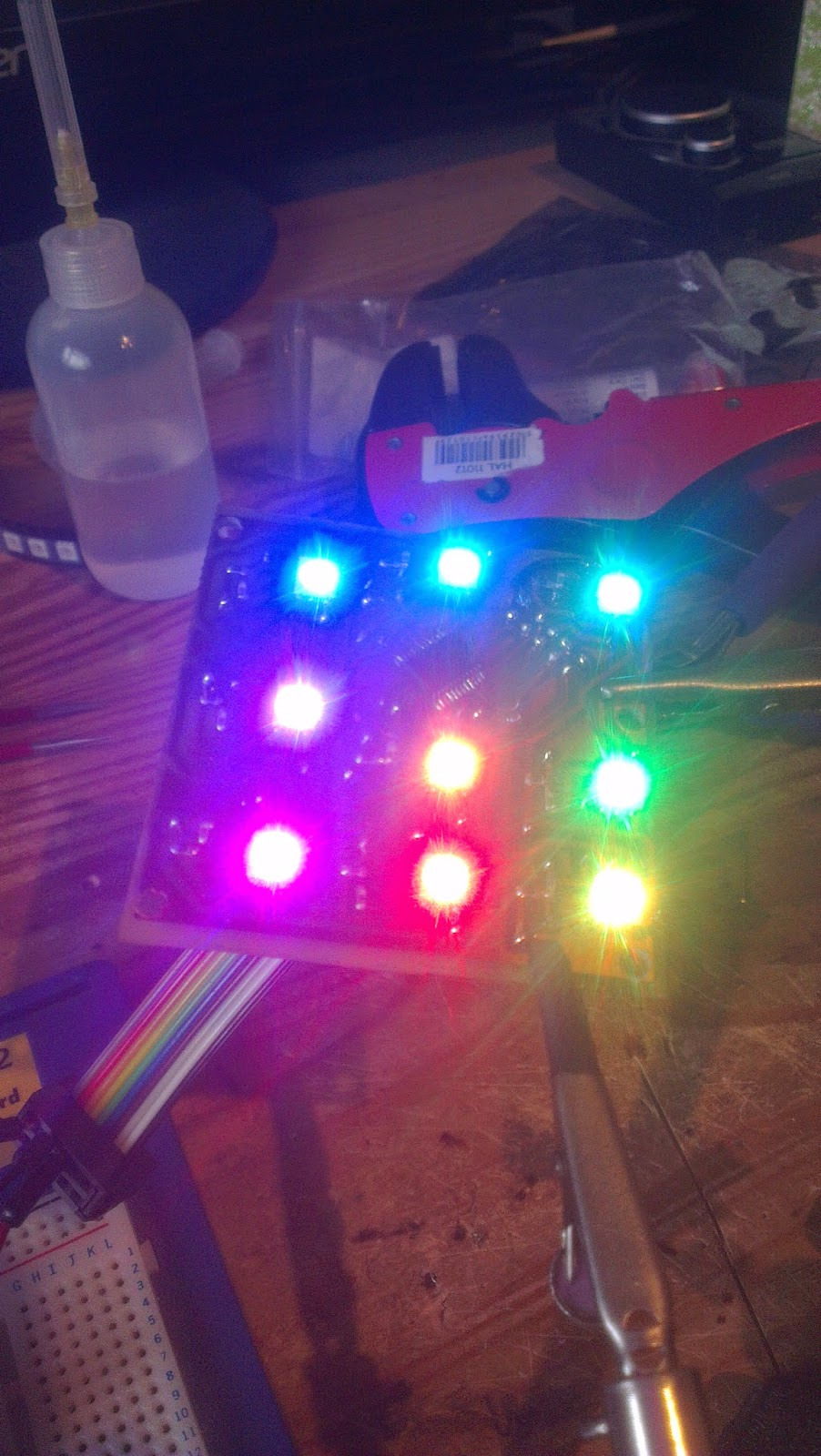 Blog Jacoburge Electronics 12 White Smd Led Car Boat Light Panel Circuit Board Ebay So Surface Mountafter Doing Some Extensive Research I Concluded It Wouldnt Be Too Difficult Picked Up A Toaster Oven On For 20 And Purchased