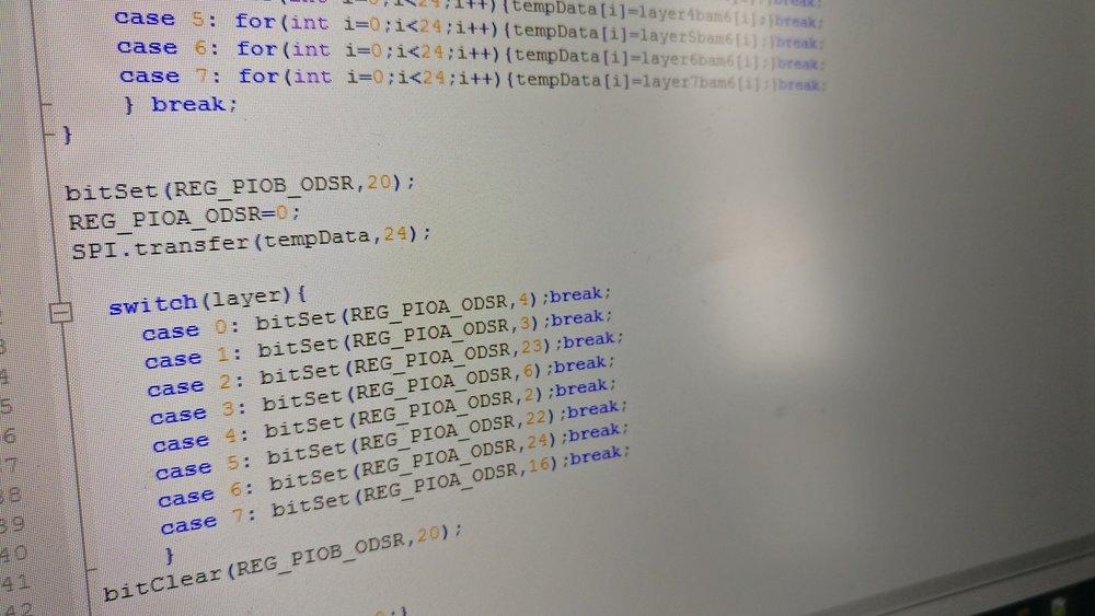 Programming - Embedded C, C++, Arduino.
