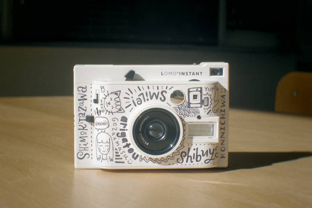 Photo courtesy of Lomography Japan