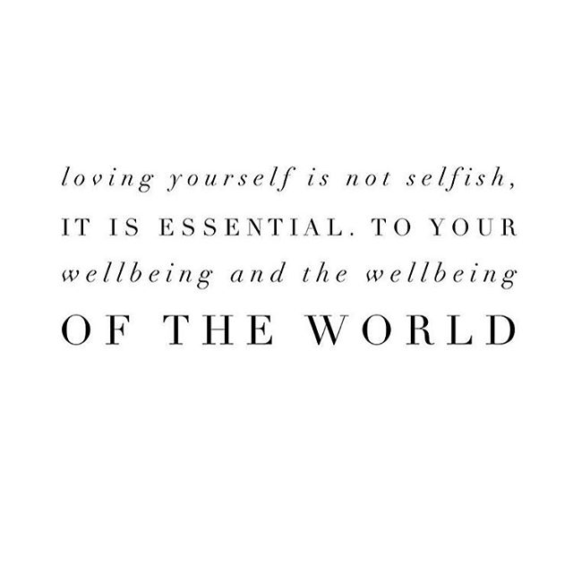 Couldn't have said it better! Question is are you doing enough for  your wellbeing? #nuubox #wellnessbox #subscriptionbox #wellness #wellbeing #health #mind #body #selflove #balance #quotestoliveby #quotes