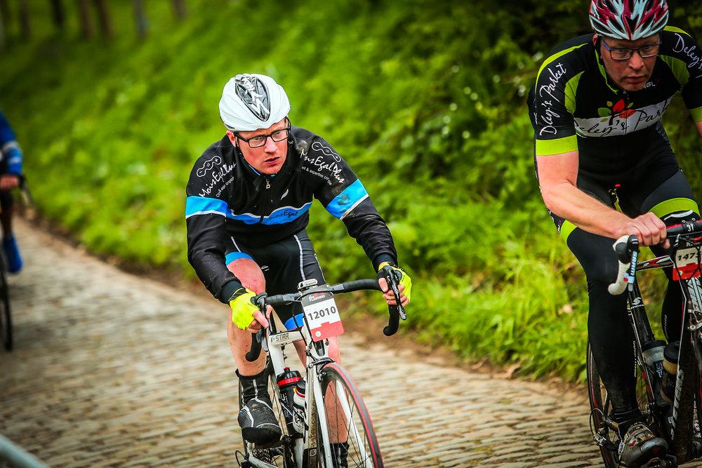 Eric Lemasson, Tour des flandres 2017 - Crédits photo : Sportograf