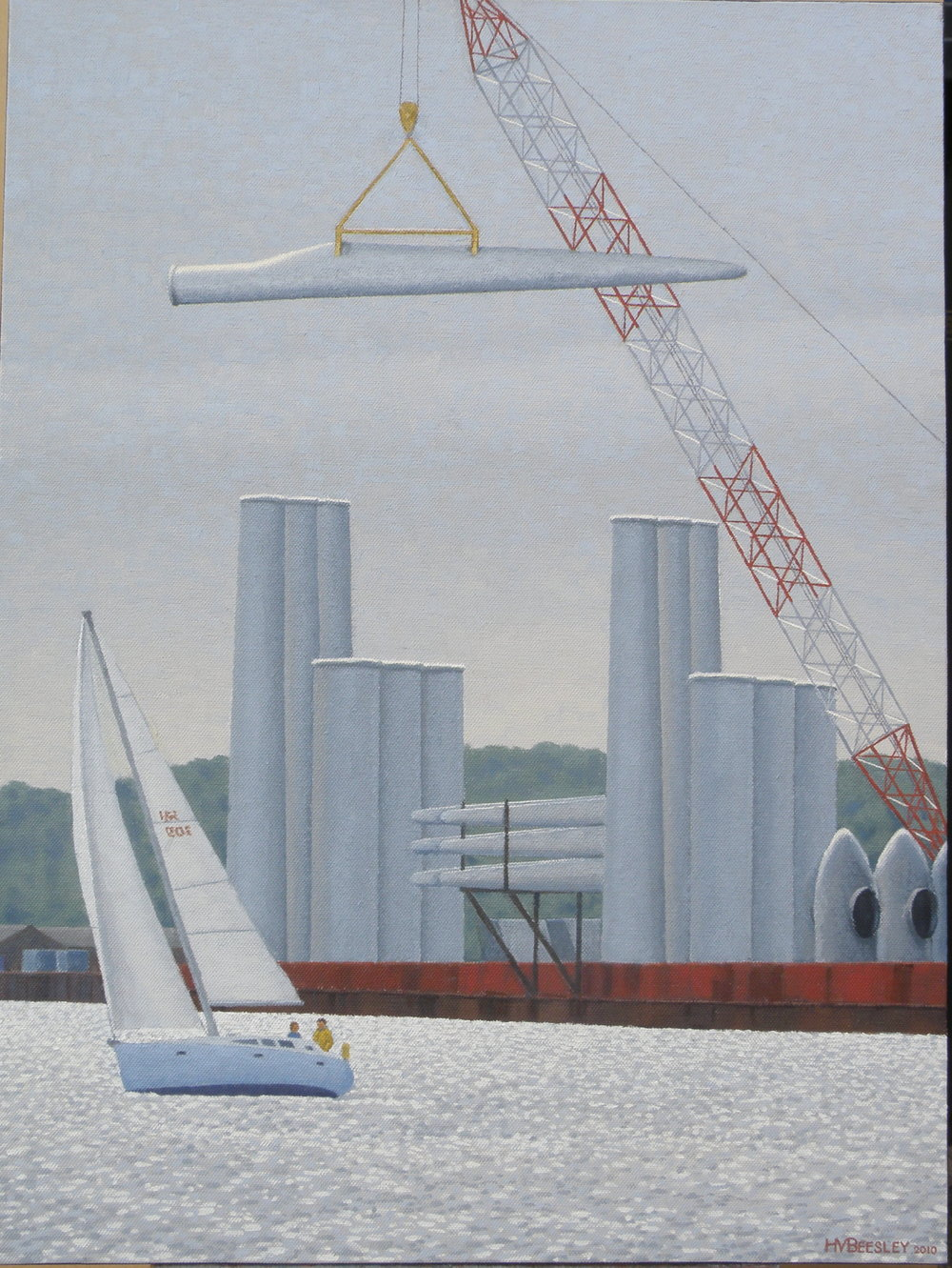 Wind Turbine 30