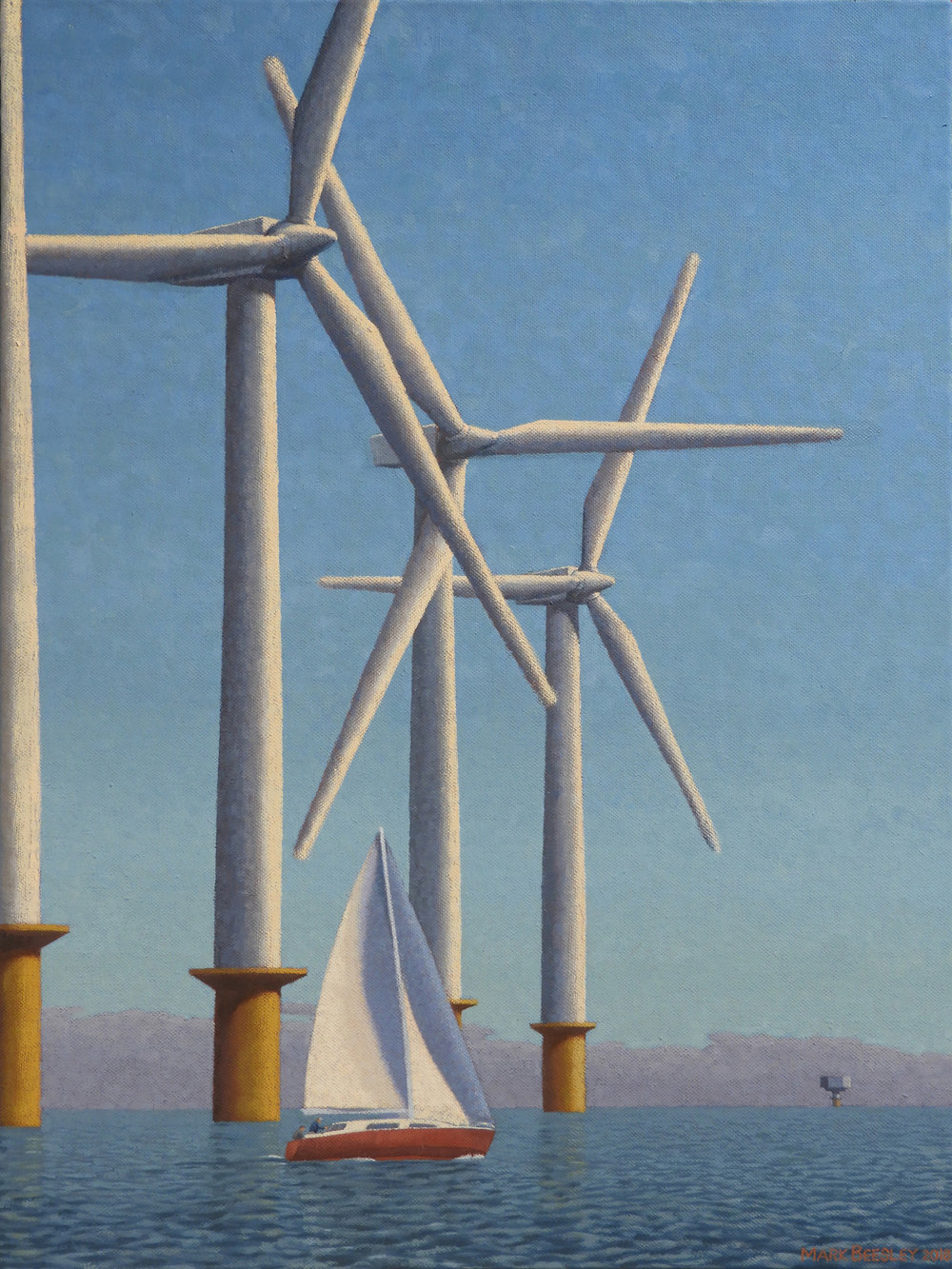 Wind Turbines at Gunflint 35