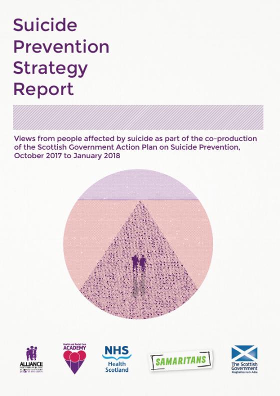 Suicide Prevention Report 2018