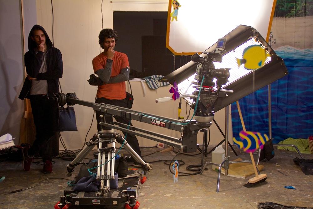 Camera Department Assistant