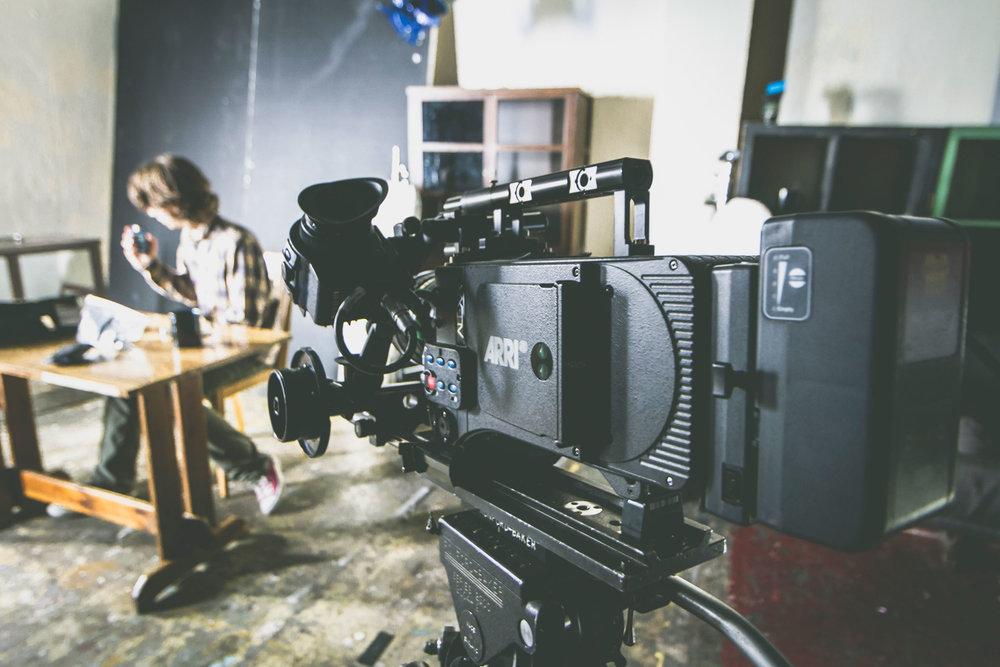 MA Filmmaking