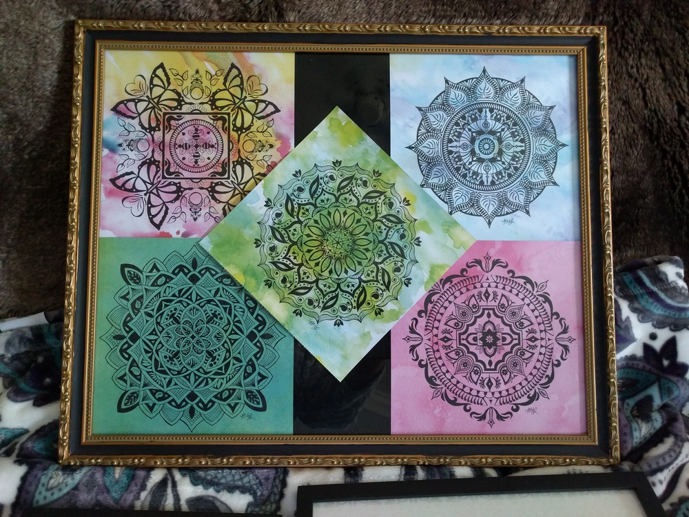 Mandala Display