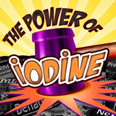 The Power of Iodine — Mercury Free Kids