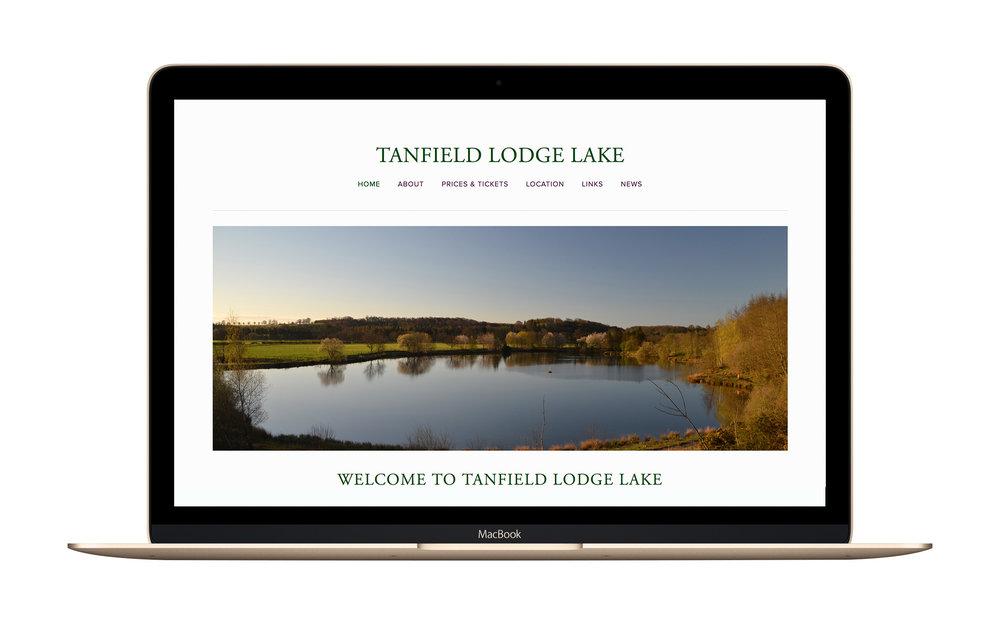 Re-design of old website