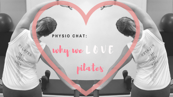 Having Valentine's Day earlier this month, we thought it was only appropriate that our latest blog be about 'LOVE'!     Pilates is fast becoming a popular exercise form due to its many benefits.   We asked our Physio's why they love Pilates and this is what they said: