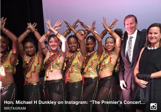 Premier's Concert - November 21, 2015
