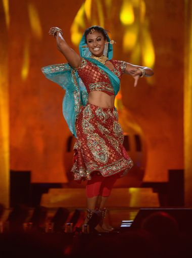Miss American Nina Davuluri During Dance.jpg