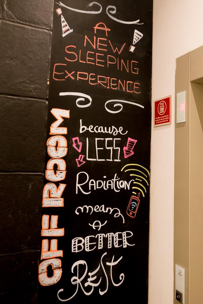 eco hotel Barcelona