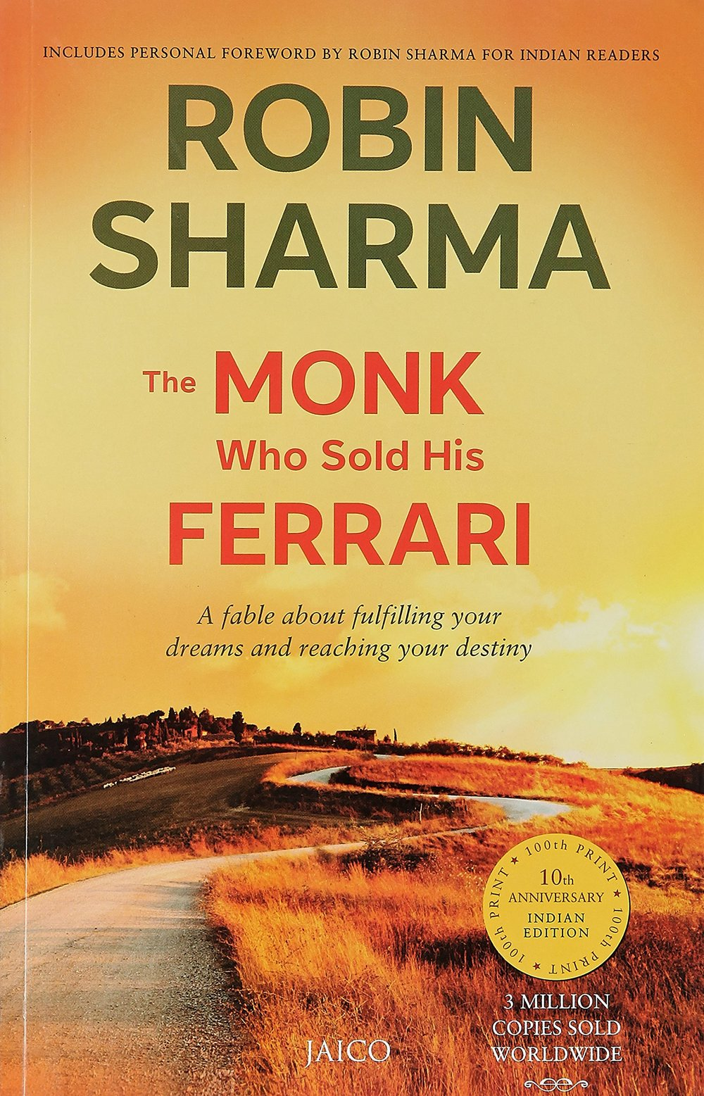 book the monk who sold his ferrari