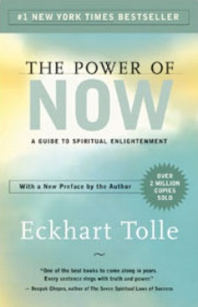 The power of now-Eckhart Tolle