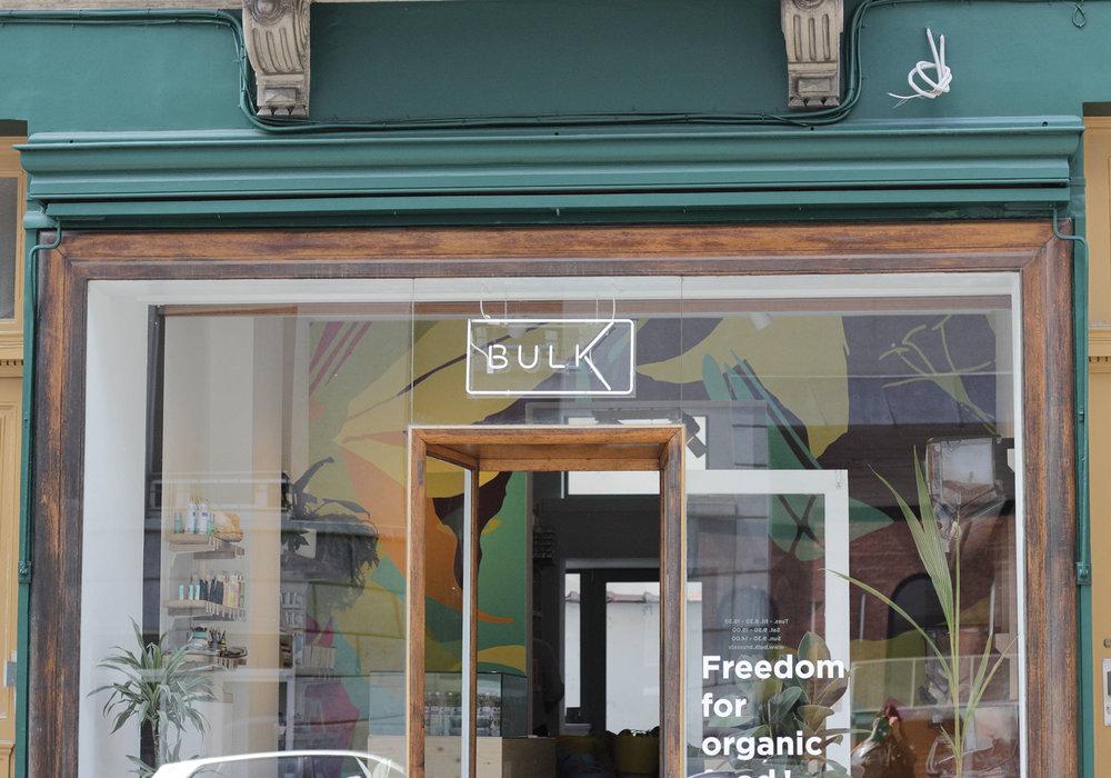 BULK Flagey Bruxelles