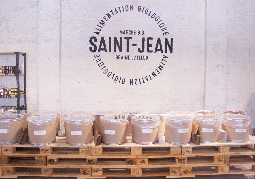 Marché saint jean