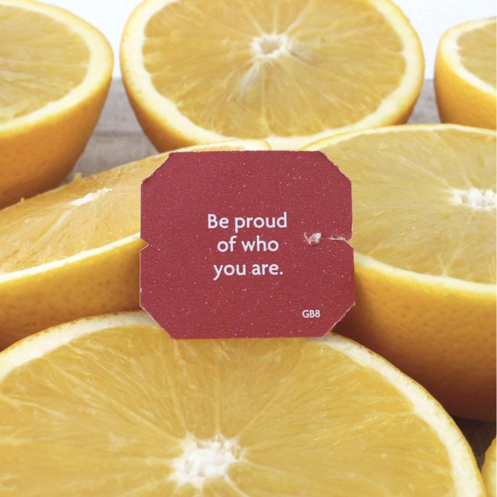 YogiTea lemons quote